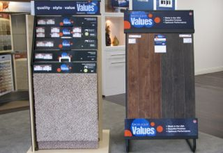 Spotlight on Value Flooring at Messner Flooring in Greece